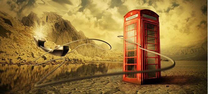 Wi-Fi artık telefon kulubelerinde!