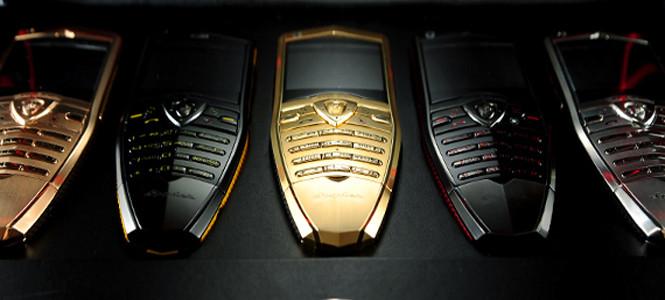 İşte Lamborghini marka tablet ve telefonlar!