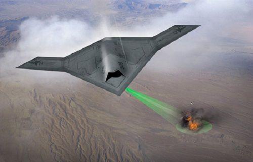 ABD, uçaklarına lazer silahları yüklüyor