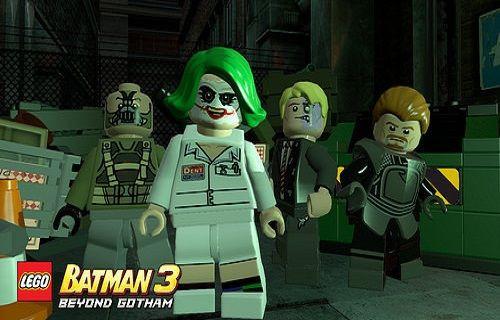 LEGO Batman 3: Beyond Gotham için bir ek paket daha duyuruldu