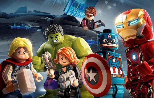 Lego Marvel's Avengers Türkiye'de ilk kez Marmara Forum'da