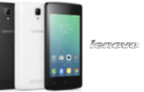 Lenovo bütçeye uygun akıllı telefonu Vibe A'yı duyurdu