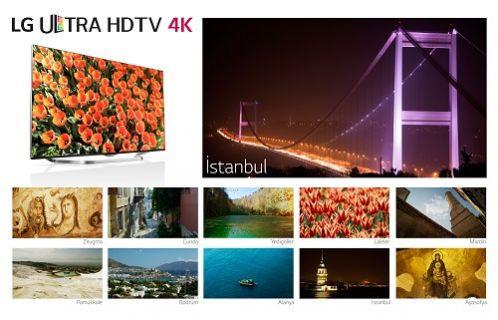 Türkiye'nin ilk 4K belgeselleri çekildi