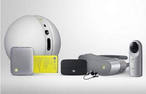 LG G5'e yeni modüller geliyor
