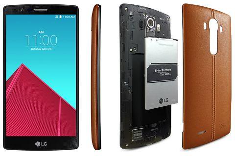 LG G5 Modelinde Farklı Bir Tasarım Anlayışı Olabilir