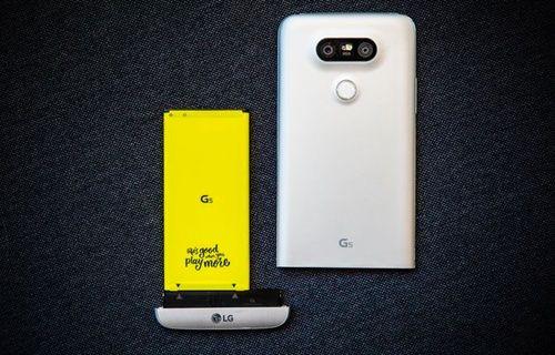 LG G6 hakkında ilk bilgiler geldi!