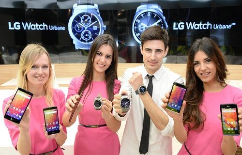 LG, MWC 2015'te hangi ürünleri sergiliyor?