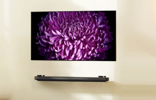 LG Signature OLED TV serisi tanıtıldı