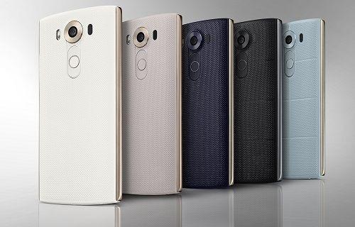 LG V10 bildiklerinizi değiştirmeye geliyor!