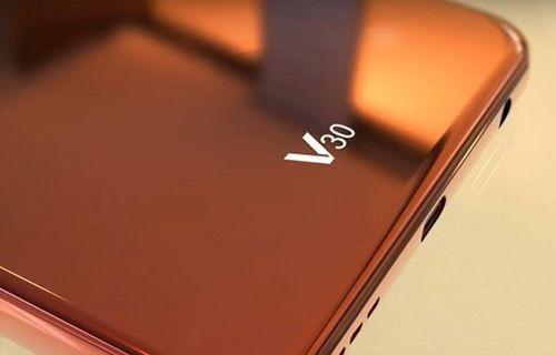 LG V30 bu yeni özellikle gelecek