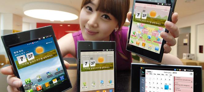 LG 'Optimus Vu' satışa çıkıyor!