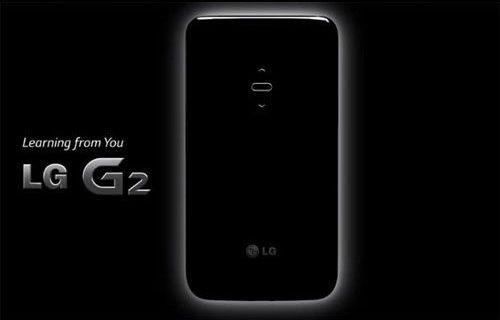 LG G2 Canlı Anlatımına katılın