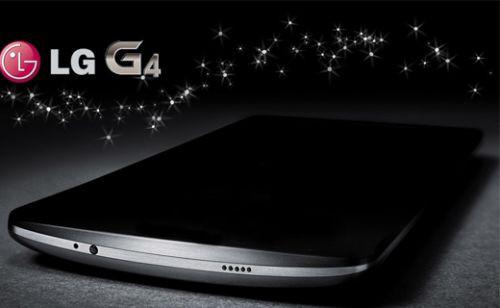 LG G4'e ait yeni bilgiler geldi!