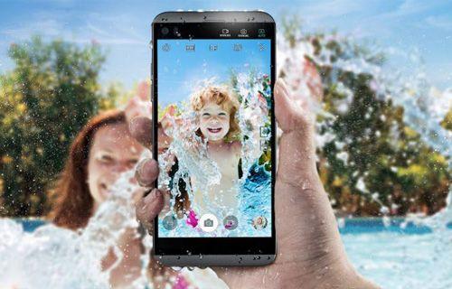 Su geçirmez, çift kameralı LG Q8 resmen açıklandı