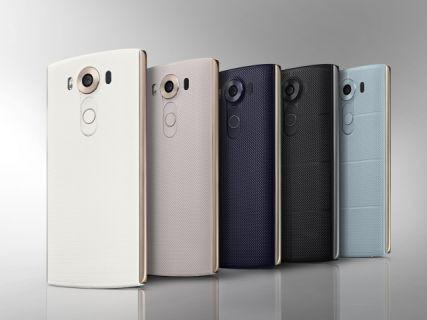 LG V10 4K video kaydı (Video)