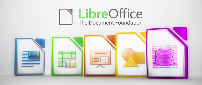 LibreOffice' in yeni verisyonu yayınlandı