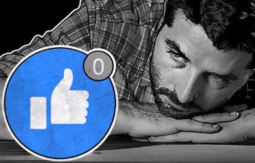 Erkekler, sosyal medyada beğeni almak istiyor!