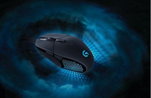 Logitech G'den yeni Gaming Mouse G303