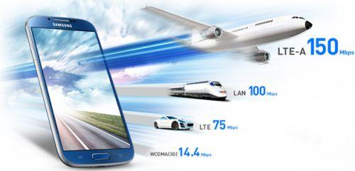 Galaxy S4 LTE-A uluslararası versiyonu ne kadar güçlü?
