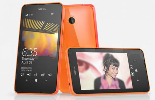 Microsoft, yeni akıllı telefonu Lumia 635'i tanıttı