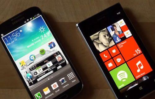 Galaxy S4 vs Lumia 925 karşılaştırma - Video