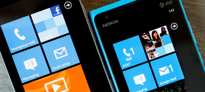 'Nokia Lumia 900' vs 'HTC Titan II' - Karşılaştırma - Benchmark!
