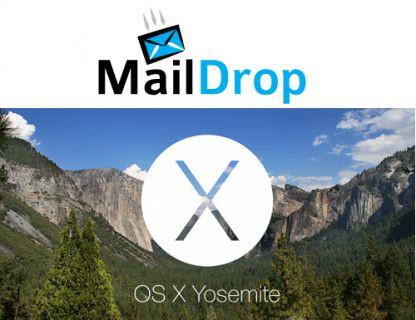 5 GB'tan büyük dosyalar OS X Yosemite'de nasıl gönderilir