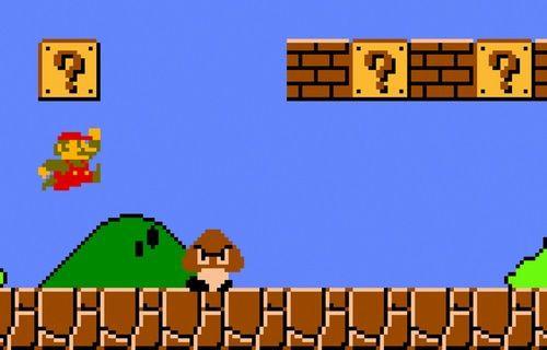3 Boyutlu Mario! (video)