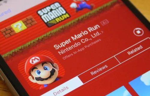 Super Mario Run için yeni güncelleme!