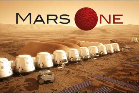 Mars'a gitmek için sıraya girdiler
