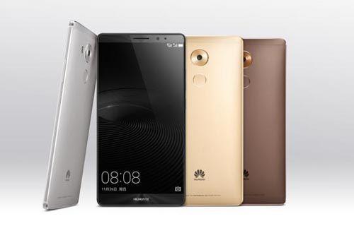 Üst sınıf özellikleri ve 4000 mAh batarya ile Huawei Mate 8 resmen tanıtıldı