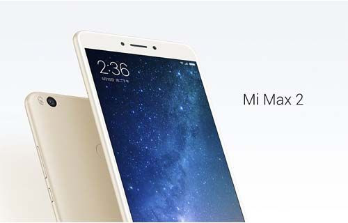 Pil canavarı Xiaomi Mi Max 2 tanıtıldı