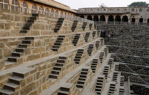 Dünyadan en muhteşem merdiven manzaraları