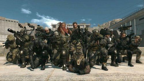 Metal Gear Online PC Sürümü Yayınlandı