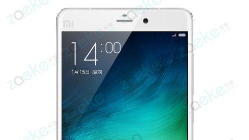 Xiaomi Mi 5: Yeni olası fiyat ve teknik özellikleri