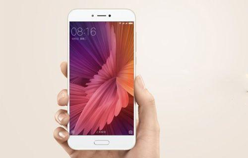 Xiaomi Mi 5C tanıtıldı! İşte Xiaomi Mi 5C özellikleri!