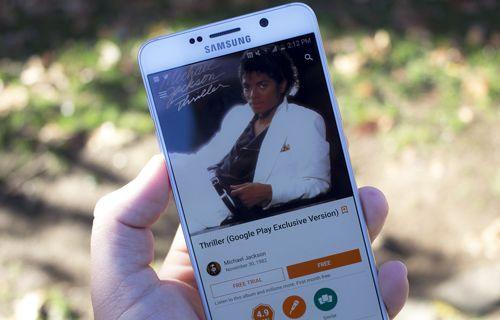 "Michael Jackson ""Thriller"" Albümü Google Play'de Ücretsiz"