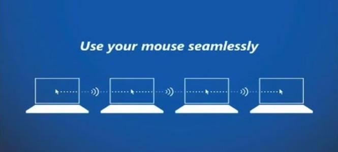 Tek fare ile 4 PC'yi yönetin