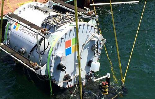 Microsoft Sualtı Veri Merkezi Testlerine Başladı
