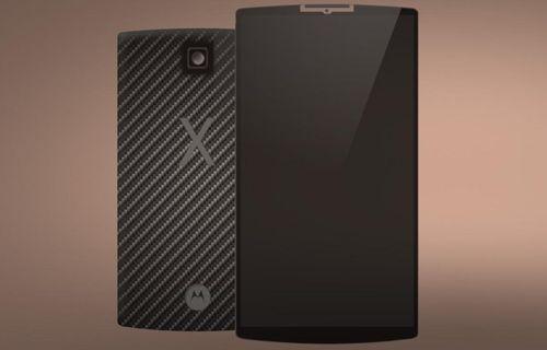 Moto X Phone yine göründü