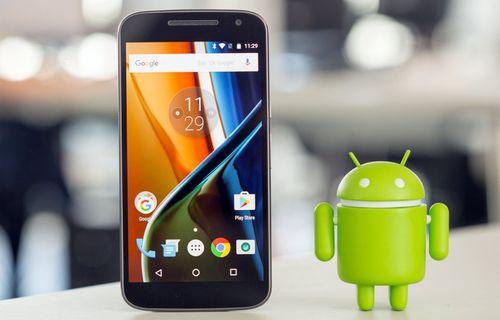 Motorola'nın yeni telefonu kanlı canlı sızdı!
