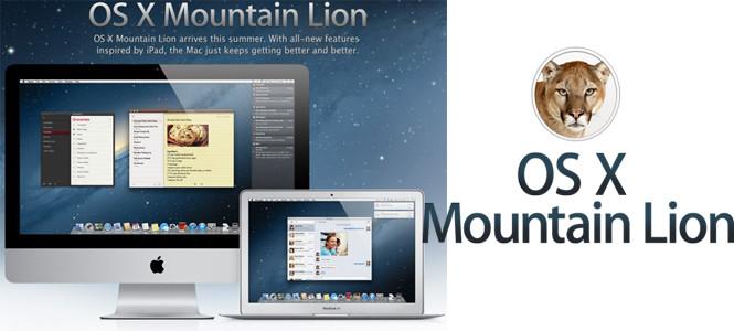 Mountain Lion bugün çıktı!