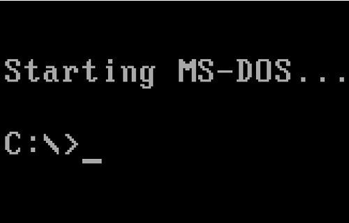 Lumia'nızı MS-DOS kipinde çalıştırmak ister misiniz?