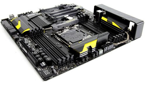 MSI X99S XPOWER AC, 3D Mark dünya rekoru kırdı