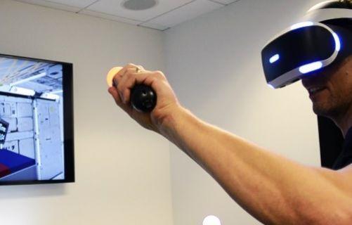 NASA, Uzay Robotlarını Playstation VR ile Eğitiyor