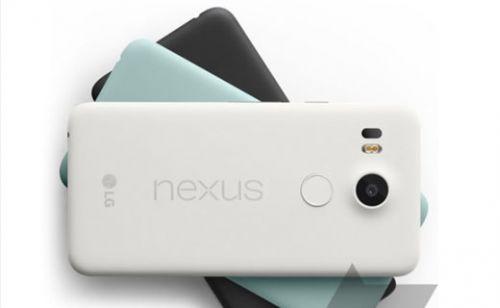 Nexus 5X'in basın görseli sızdırıldı