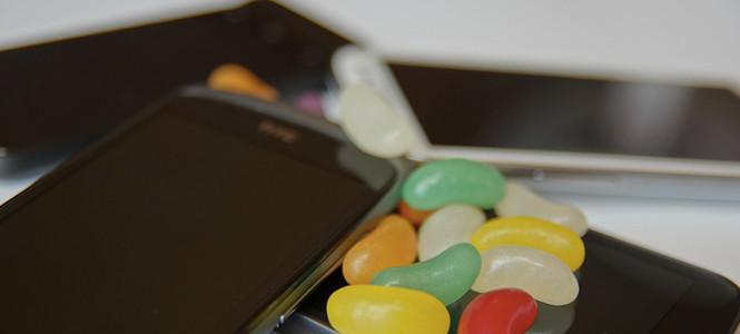 Nexus S için Android 4.1 güncelleştirmesi!
