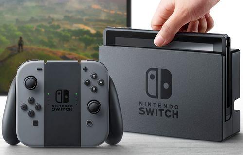 Nintendo Switch'in özellikleri sızdı