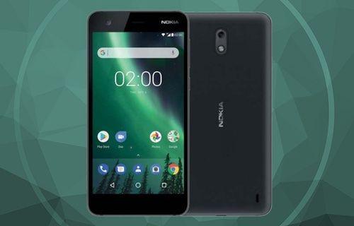 Uygun fiyatlı Nokia 2 ne zaman satışa sunulacak?