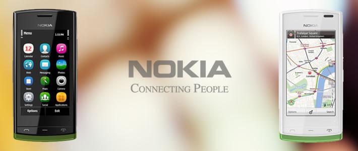 Nokia 500 resmiyet kazandı